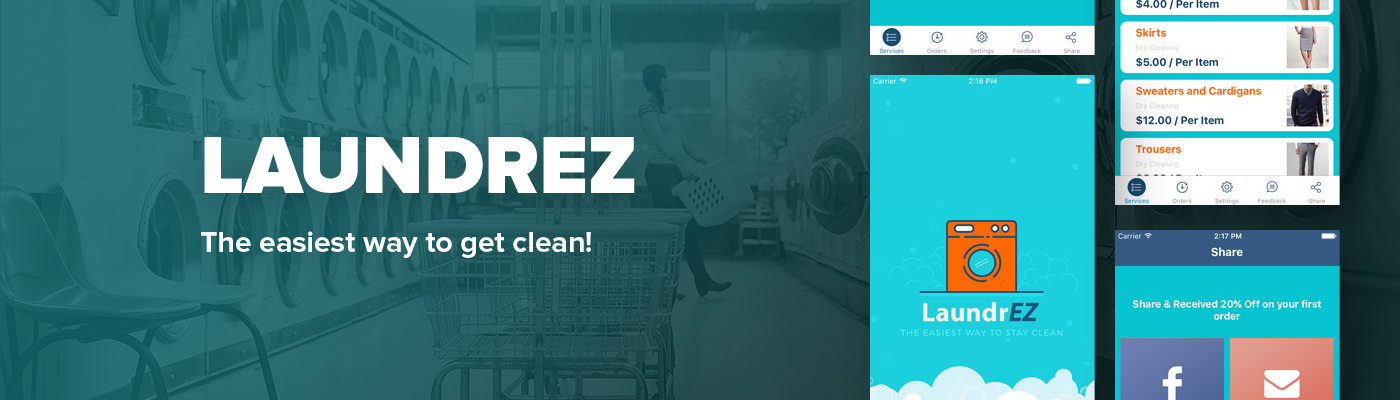 LaundrEZ App